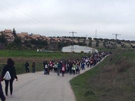 La III Marcha por la Igualdad de Seseña recuerda los dos casos de violencia de género