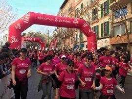 3.000 personas participan en la II Cursa Popular Palmadona