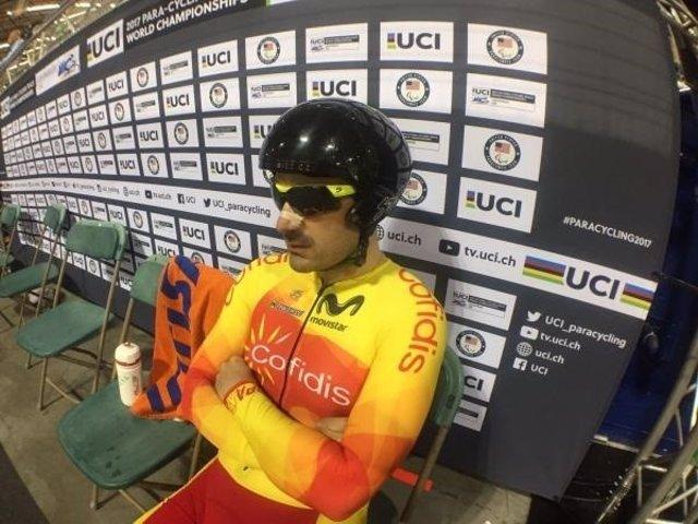 César Neira ciclismo paralímpico