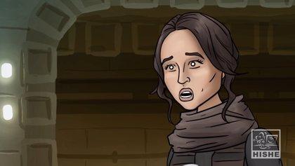 VÍDEO: Así debería haber terminado Rogue One: Una historia de Star Wars