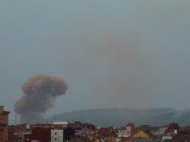 Ecologistas alertan de nuevas nubes contaminantes en Gijón