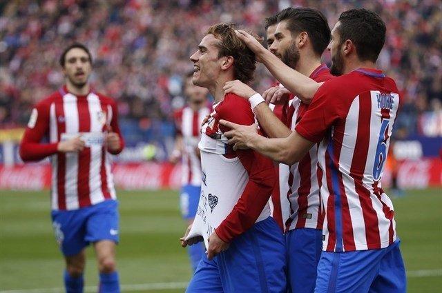 El Atlético recupera con esta victoria la cuarta posición de LaLiga
