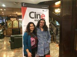 La cineasta Mercedes Cantero recoge en Jaén el Premio Asecan Josefina Molina 2017
