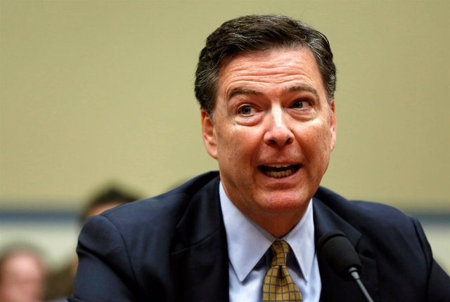 El director del FBI, James Comey