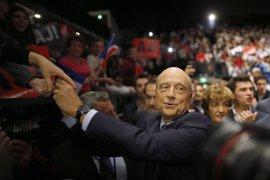 """Juppé hará """"una declaración a la prensa"""" este lunes, en medio de la crisis en Los Republicanos por Fillon"""