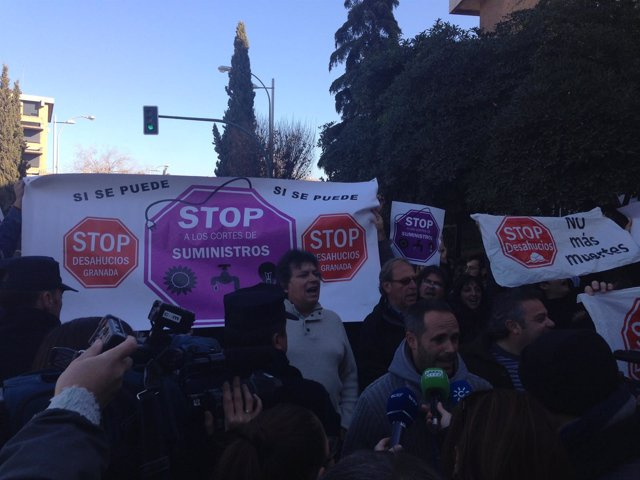 Stop Desahucios en Granada