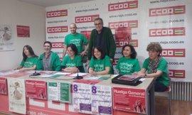 """CCOO anima a participar en huelga del jueves """"en defensa enseñanza público, derogación LOMCE y reformas universitarias"""""""