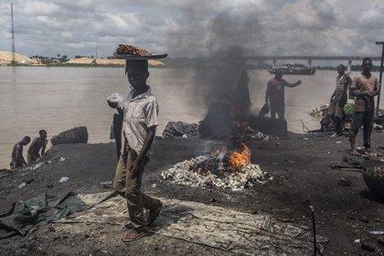 La contaminación causa cada año la muerte de 1,7 millones de niños menores de 5 años