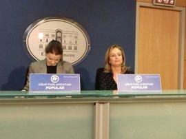 """El PP califica de """"auténtica chapuza"""" el plan de líneas de autobús propuesto por el Govern"""