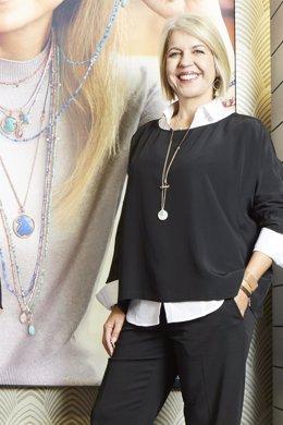 La presidenta de Tous, Alba Tous