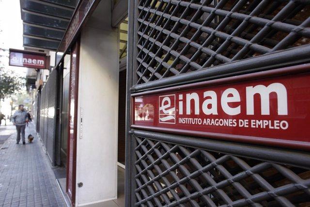 Oficina del INAEM.