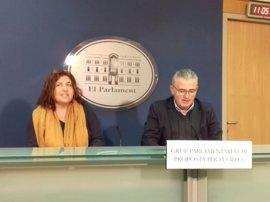 """El PI reclama que se diga """"toda la verdad"""" sobre la ampliación del Aeropuerto de Son Sant Joan"""