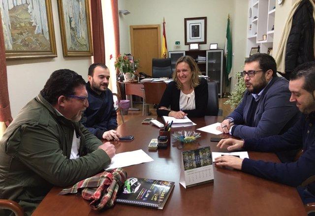 La Diputación confirma su patrocinio para la Subida Ubrique-Benaocaz