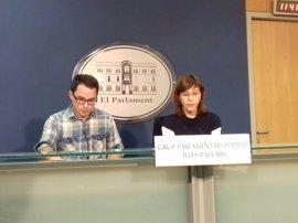 """Podemos pide la comparecencia de Gijón """"para explicar su relación con Cursach"""""""