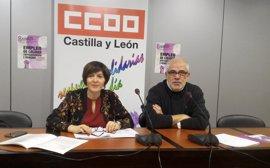CCOO propone una comisión de trabajo de sindicatos, administración y patronal para estudiar y abordar la brecha salarial