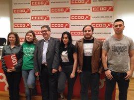 CCOO, UGT, Herrikoa y Eraldatu convocan huelga el jueves contra los recortes educativos