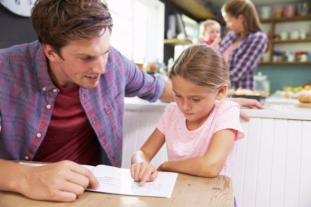 Los deberes y la hiperpaternidad