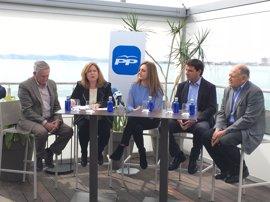PP defiende el agua, la protección medioambiental y la recuperación del Mar Menor como motor de crecimiento de la Región