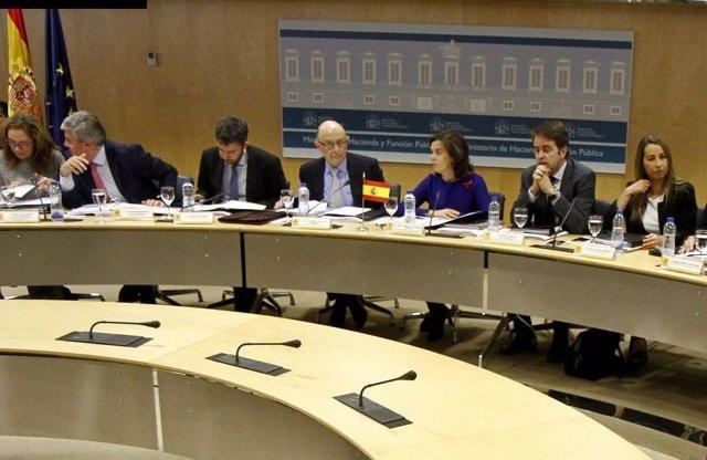 Consejo Política Fiscal y Financiera