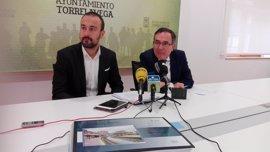PSOE-PRC plantea ampliar el soterramiento hasta el 'donuts' de La Inmobiliaria