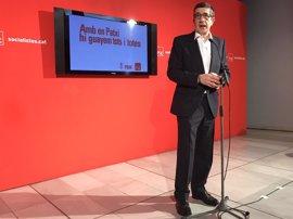 """Patxi López se compromete a contar con todos si gana y a no """"atrincherarse"""" en una oposición interna si pierde"""