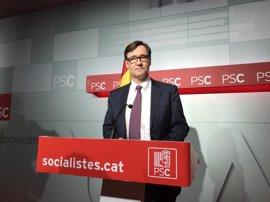 14.000 militantes del PSC podrán participar en las primarias del PSOE