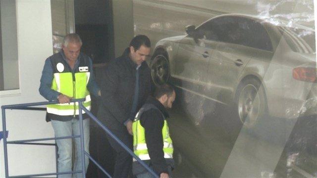 El yerno de la viuda del expresidente de CAM detenido por el crimen