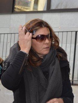La madre de Nadia Margarita Garau