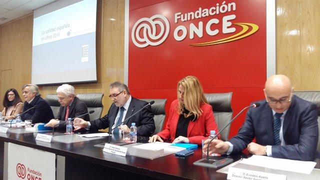 Pressentación del informe La Sanidad española en cifras