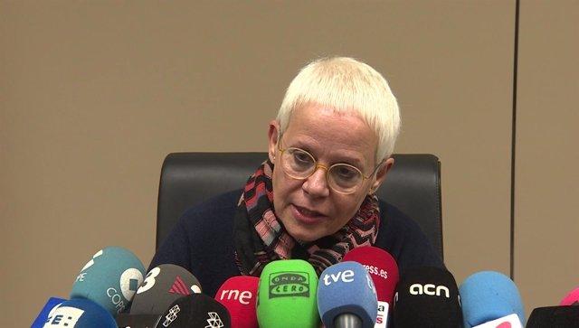 Magaldi lamenta los insultos en el juicio del 9N