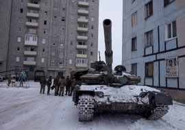 Ucrania pide a la CIJ que ordene a Rusia dejar de ayudar a los separatistas de Donbas