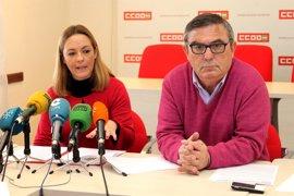 """CCOO-Sevilla alerta que la """"brecha salarial"""" entre hombres y mujeres alcanza el 25,5%"""