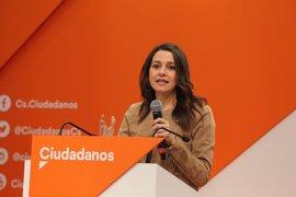 Ciudadanos tratará con PSOE y Podemos las medidas de regeneración pero intentará hasta el final que el PP se sume