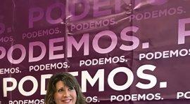 Rifirrafe entre Carmen Santos y el PPdeG a costa de un tuit sobre violencia machista de la líder de Podemos Galicia