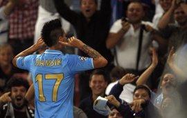 """Hamsik: """"El Nápoles casi nunca falla en grandes partidos en San Paolo"""""""