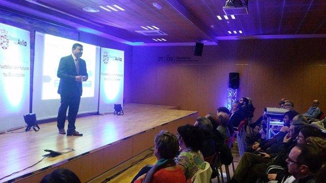 Ávila: Presentación de ayudas a los municipios en Pirdrahita