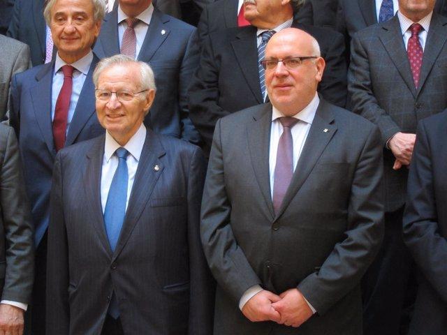 Miquel Valls y Jordi Baiget