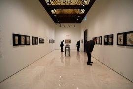 Más de 15.000 personas visitan la exposición de arte de Japón del Museo Carmen Thyssen Málaga en su primer mes