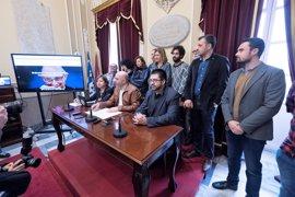 """Cádiz acoge en junio un encuentro del frente municipalista que lidera Oviedo contra la """"deuda ilegítima y los recortes"""""""