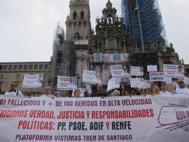 La comisaria de Transporte recibirá a las víctimas de Angrois este lunes en Madrid