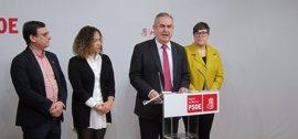 """(AV)PSOE presentará una moción de censura en 15 días, """"ya no hay más opciones""""; a partir del miércoles, """"vamos a actuar"""""""