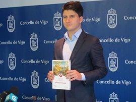 """Gago asume """"con ilusión"""" el reto de presidir NN.GG., que compaginará con su acta de edil en Vigo"""