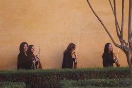 El cuarteto de cuerda Almaclara-Inés Rosales presenta 'Réquiem de Mozart' en Sala Cero Teatro de Sevilla