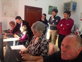 Reyes destaca el papel de los Guadalinfo en el mundo rural como espacios de innovación social