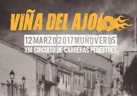 Muñoveros (Segovia) acoge este domingo la IX edición de la carrera popular solidaria la 'Viña del Ajo'