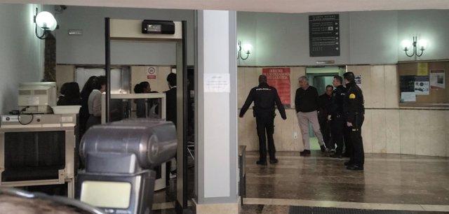 Sbert y Antoni Bergas pasan a disposición judicial