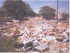 El Defensor del Pueblo admite la queja de vecinos de Perales para que se retiren los escombros de El Ventorro