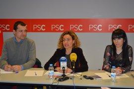 """Batet asegura que el pacto PSC-PSOE """"es un buen acuerdo que refuerza a las dos formaciones"""""""
