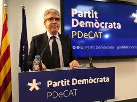 """Homs defiende que el referéndum tiene que hacerse """"en cualquiera de los casos"""""""