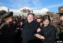 El líder norcoreano, Kim Jong Un, supervisó en personal los últimos lanzamientos de misiles